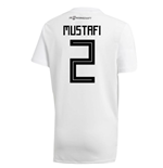 2018-19 Germany Home Training Shirt (Mustafi 2)