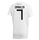 2018-19 Germany Home Training Shirt (Draxler 7)