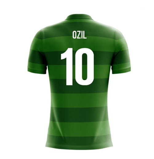 2018-19 Germany Airo Concept Away Shirt (Ozil 10)
