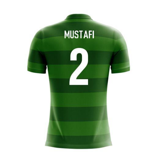 2018-19 Germany Airo Concept Away Shirt (Mustafi 2) - Kids