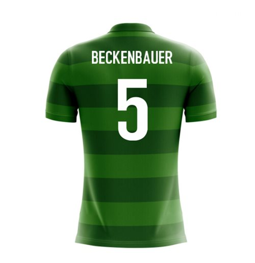 2018-19 Germany Airo Concept Away Shirt (Beckenbauer 5)