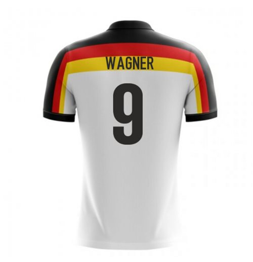 2018-2019 Germany Home Concept Football Shirt (Wagner 9) - Kids