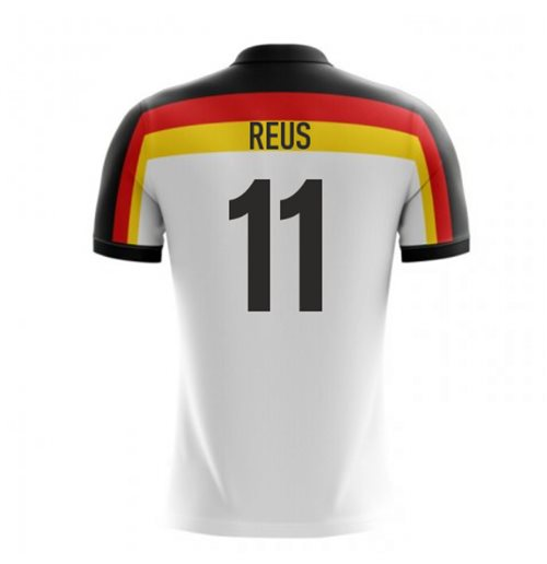 2018-2019 Germany Home Concept Football Shirt (Reus 11) - Kids