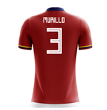 2018-2019 Colombia Away Concept Football Shirt (Murillo 3)