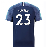 2018-2019 Tottenham Away Nike Football Shirt (Eriksen 23)
