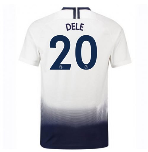 2018-2019 Tottenham Home Nike Football Shirt (Dele 20)