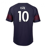2018-2019 Arsenal Puma Away Football Shirt (Ozil 10) - Kids