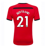 2018-2019 Southampton Home Football Shirt (Bertrand 21)