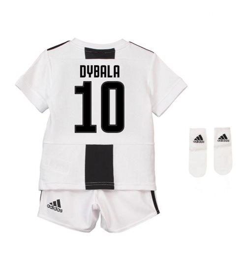 ee15f1b78d5d Buy Official 2018-19 Juventus Home Baby Kit (Dybala 10)