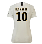 2018-19 Psg Away Womens Shirt (Neymar Jr 10)