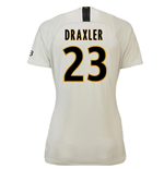 2018-19 Psg Away Womens Shirt (Draxler 23)