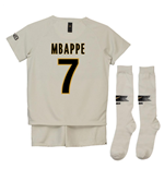 2018-19 Psg Away Mini Kit (Mbappe 7)