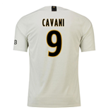 2018-19 Psg Away Football Shirt (Cavani 9) - Kids