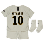 2018-19 Psg Away Baby Kit (Neymar Jr 10)