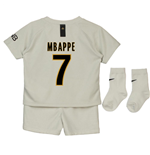 2018-19 Psg Away Baby Kit (Mbappe 7)