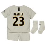 2018-19 Psg Away Baby Kit (Draxler 23)