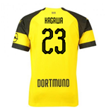 2018-2019 Borussia Dortmund Puma Home Football Shirt (Kagawa 23) - Kids