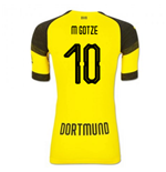 2018-2019 Borussia Dortmund Puma Authentic EvoKNIT Home Football Shirt (M Gotze 10)