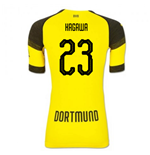 2018-2019 Borussia Dortmund Puma Authentic EvoKNIT Home Football Shirt (Kagawa 23)