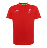 2018-2019 Liverpool Elite Essential Polo Shirt (Red) - Kids