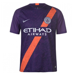 2018-2019 Man City Third Nike Football Shirt