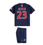 2018-2019 PSG Home Nike Baby Kit (Draxler 23)