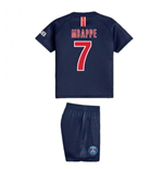 2018-2019 PSG Home Nike Baby Kit (Mbappe 7)