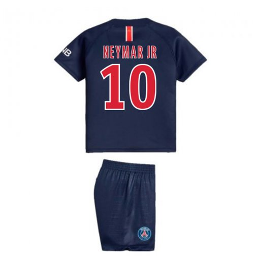 2018-2019 PSG Home Nike Baby Kit (Neymar Jr 10)