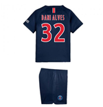 2018-2019 PSG Home Nike Little Boys Mini Kit (Dani Alves 32)