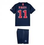2018-2019 PSG Home Nike Little Boys Mini Kit (Di Maria 11)