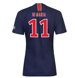 2018-2019 PSG Home Nike Womens Football Shirt (Di Maria 11)