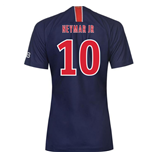 2018-2019 PSG Home Nike Womens Football Shirt (Neymar Jr 10)