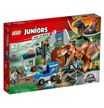 Jurassic World Toy Blocks 315202