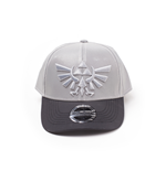 Zelda - Reflective Crown Curved Bill Cap