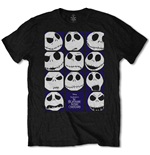 The Nightmare Before Christmas Men's Tee: Blockheads