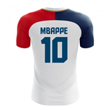 2018-19 France Away Concept Shirt (Mbappe 10) - Kids