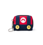 Super Mario - Mario Small Zipper Ladies Wallet