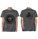 A Perfect Circle Men's Tee: Octocircle 2018 (Ex Tour/Back Print)
