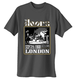 The Doors Men's Tee: Roundhouse London