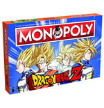 Dragon Ball Monopoly Board game (Italian Version)