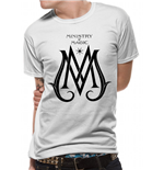 Crimes Of Grindelwald - Ministry Deco Logo - Unisex T-shirt White