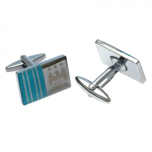 Manchester City F.C. Cufflinks FS