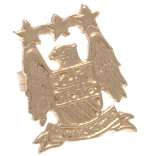 Manchester City F.C. 9ct Gold Earring EC