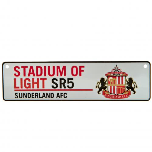 Sunderland A.F.C. Window Sign