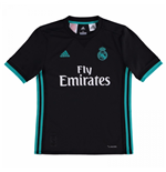 2017-2018 Real Madrid Adidas Away Shirt (Kids)