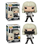 Atomic Blonde POP! Movies Vinyl Figures 9 cm Lorraine Assortment (6)