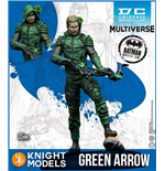 Batman/DC Universe Miniature Game 2nd Edition Miniature Green Arrow *English Version*