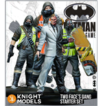 Batman Miniature Game 2nd Edition Starter Set Two-Face *English Version*