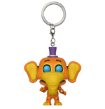 Five Nights at Freddy's Pizzeria Simulator Pocket POP! Vinyl Keychain Orville 4 cm