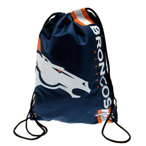 Denver Broncos Gym Bag